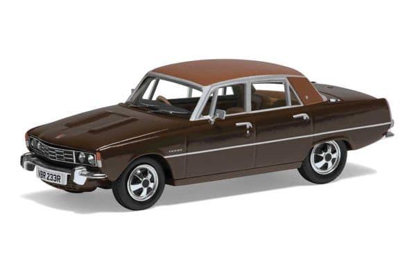 Corgi VANGUARDS VA06519 1/43 Rover P6 3500 VIP Brasilia  60th Anniversary Collection   MIMB